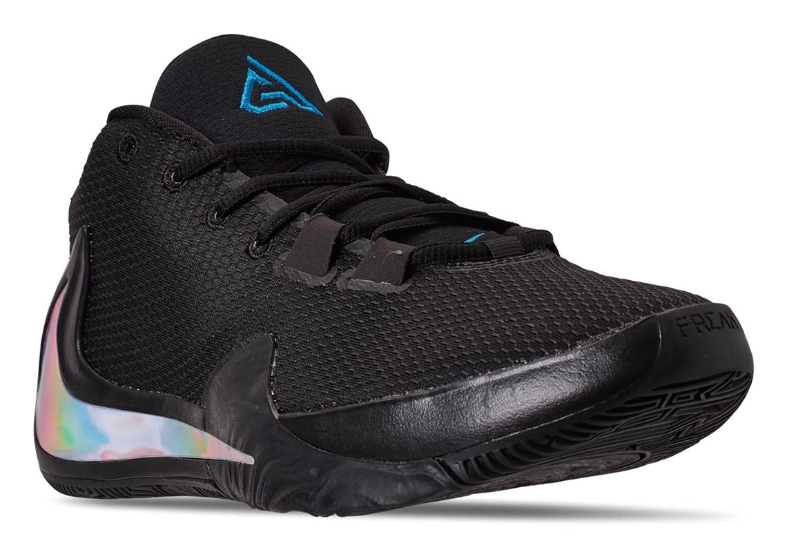 Nike Zoom Freak 1 Black Multi Color