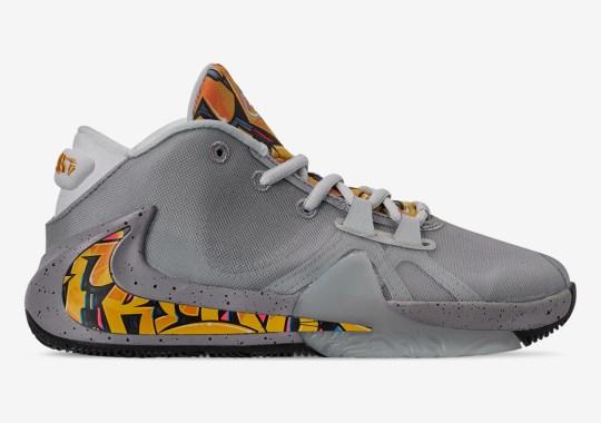 """The Nike Zoom Freak 1 """"Graffiti"""" Releases On October 1st"""