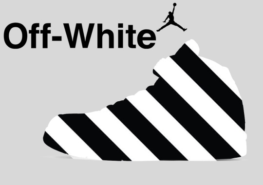Off-White x Air Jordan 5 Releasing In 2020