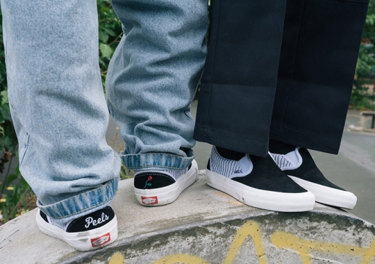 NYC-Based Workwear Brand Peels To Release Vans Collaboration