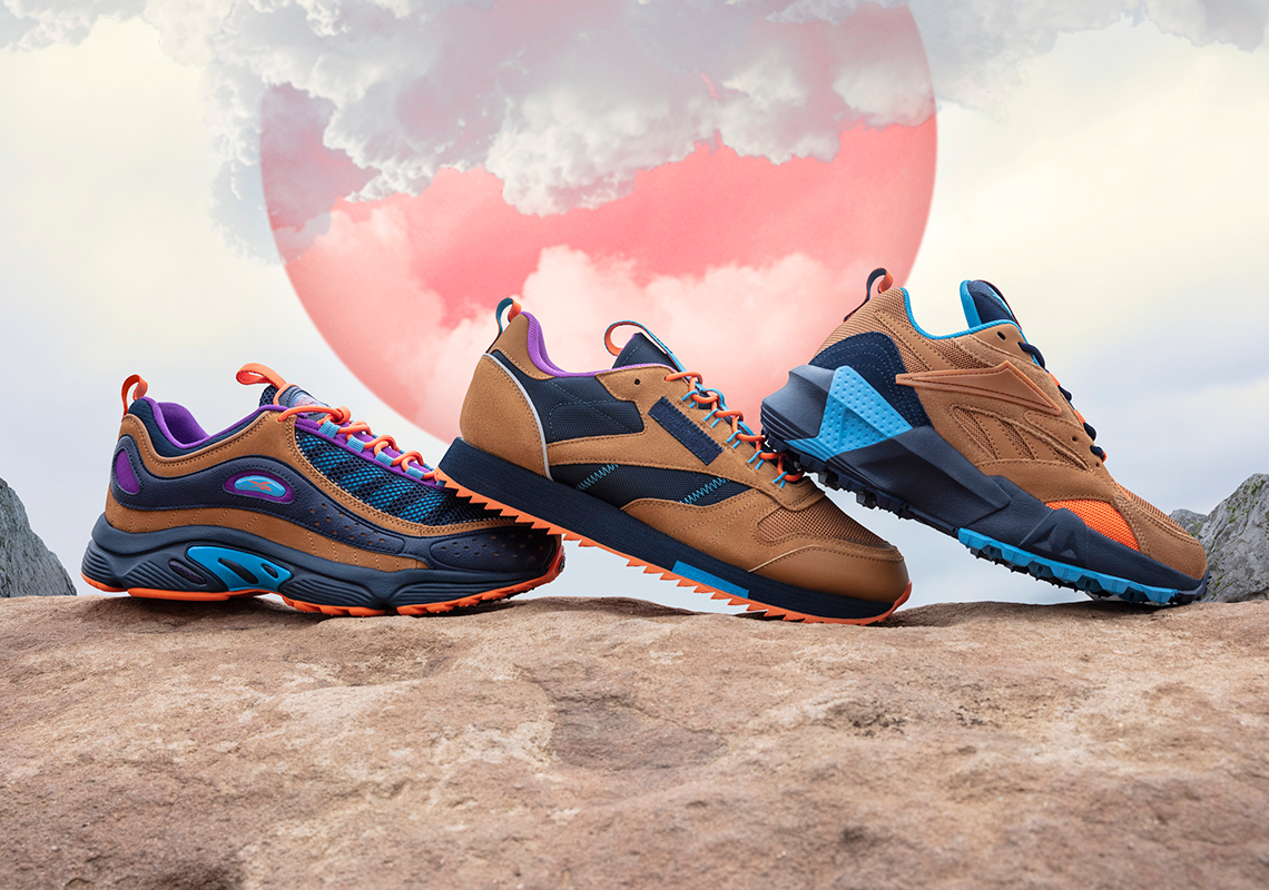 Reebok Classic Trail Collection Fall
