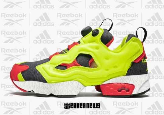 Reebok And adidas Combine Iconic Technologies To Create The Instapump Fury Boost