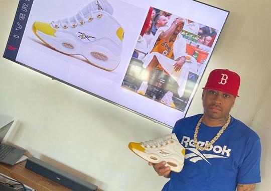 Reebok Is Releasing A Question Inspired By Kobe Bryant's Sneaker Free Agency