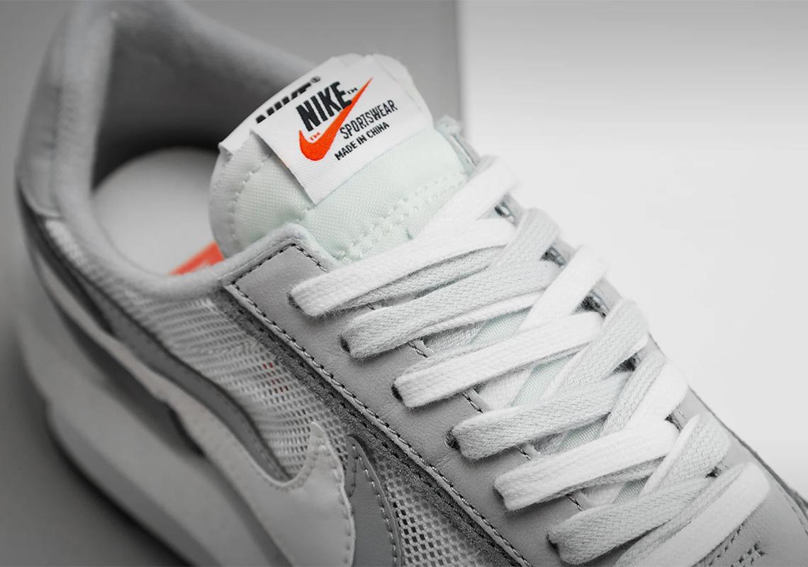 sacai Nike LDWaffle Summit White BV0073