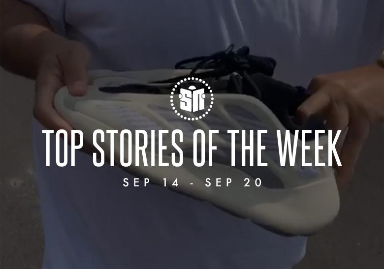 Sneaker News Info + Updates September 20th 2019 | SneakerNews.com