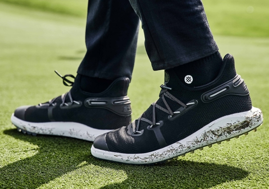 Steph Curry Has His Own Golf Signature Shoe With Under Armour