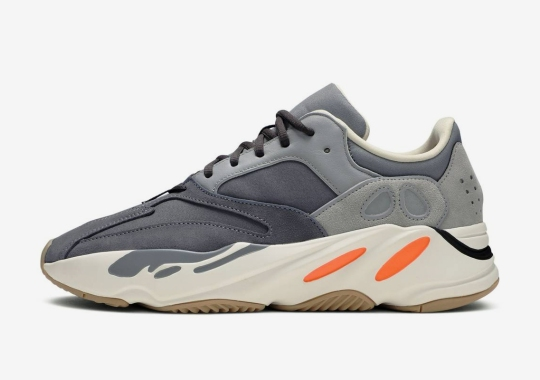 "The adidas Yeezy Boost 700 ""Magnet"" Release Is Available Today"