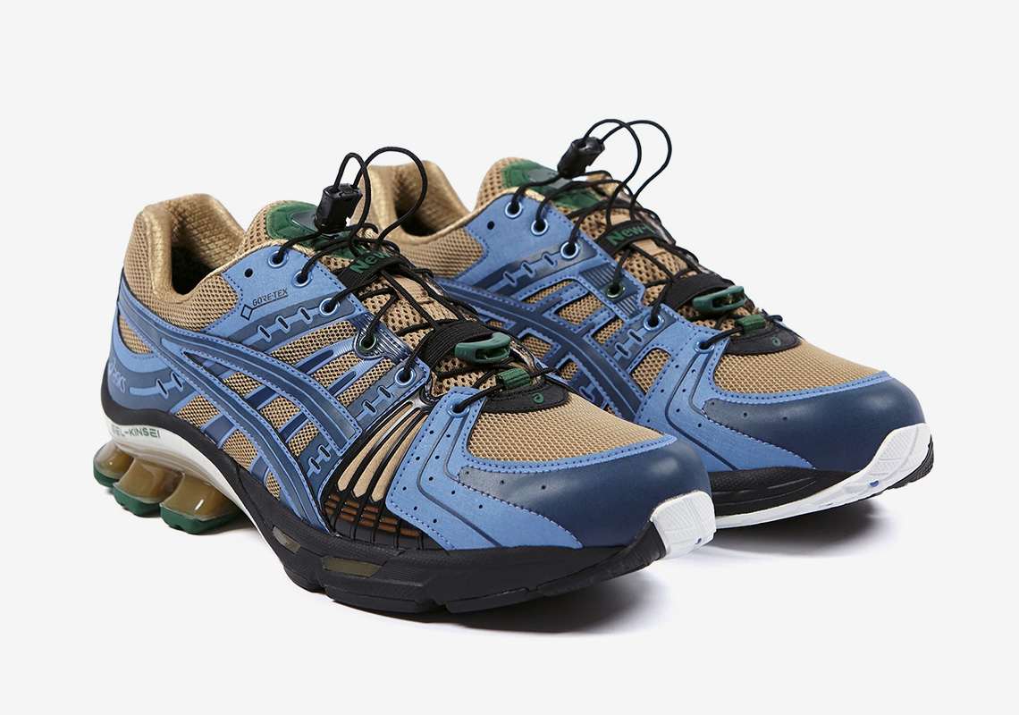asics gore tex shoe laces