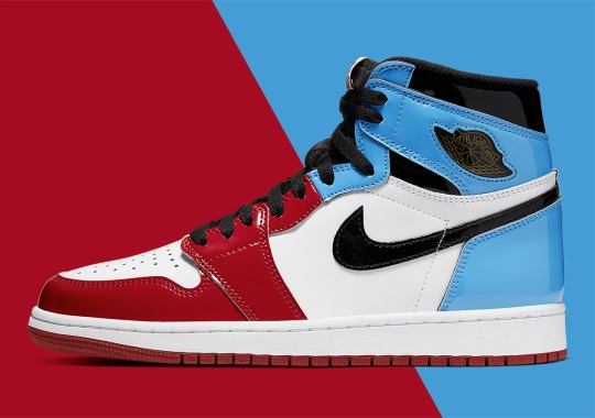 """Official Images Of The Les Twins x Air Jordan 1 Retro High OG """"Fearless"""""""