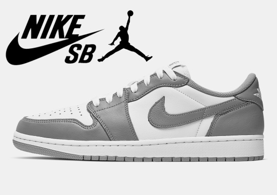Another Air Jordan 1 Low SB Is In The Works For The Holiday Season