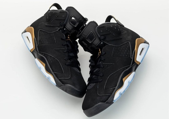 "Detailed Look At The Air Jordan 6 ""DMP"""