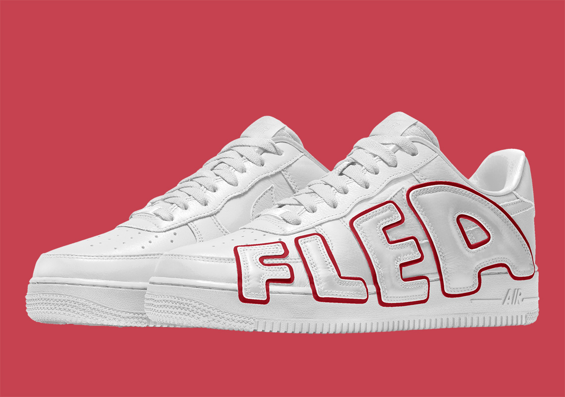 Cactus Plant Flea Market x Nike By You Air Force 1 Official