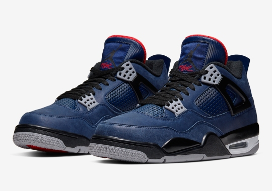 The Air Jordan 4 Winter Looks Like A Retro, But Acts Like A Boot