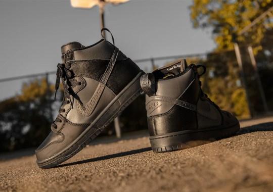 Where To Buy The FPAR x Nike SB Dunk High