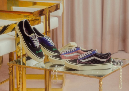 Feature And Vans Present The Sinners Club Part II Collection