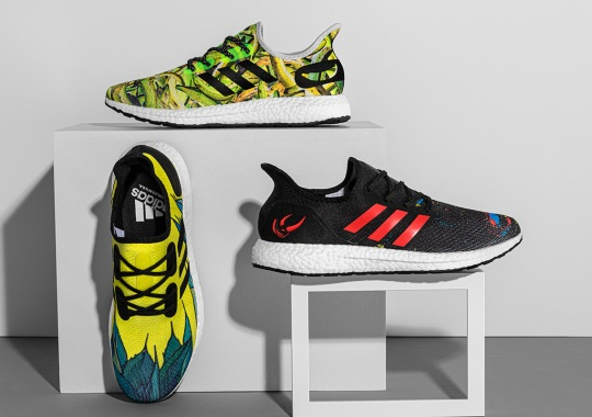 Greenhouse And adidas SPEEDFACTORY Honor Hispanic Heritage Month With Artist Driven Collection