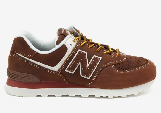 Junya Watanabe Transforms The New Balance 574 Into A Hiking Shoe