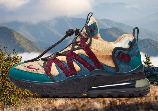 Nike Made An Air Max 270 Bowfin For Campers