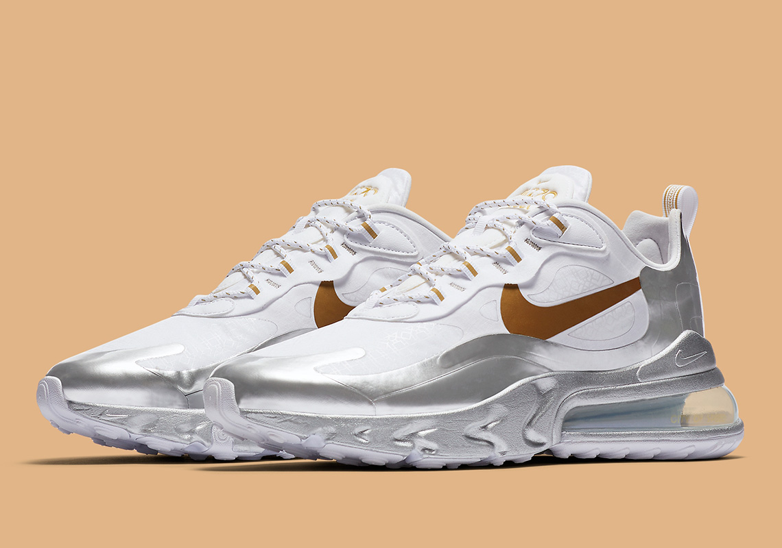 Nike Air Max 270 React City of Speed CQ4597 110 Release Date