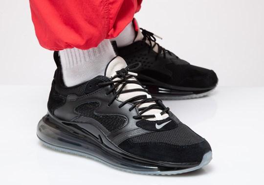 Odell Beckham Jr.'s Nike Air Max 720 Model Is Back In Black
