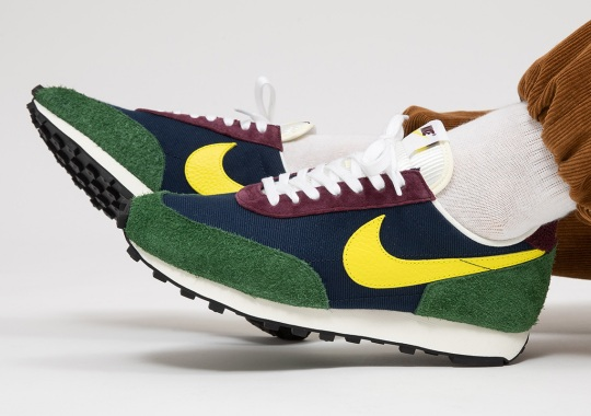 The Nike Daybreak Continues Its Own Multi-colored Mission Of Colorways