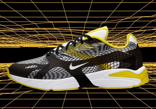 The Nike Ghoswift, Part Of The D/MS/X Collection, Is A Futuristic Ghost Racer