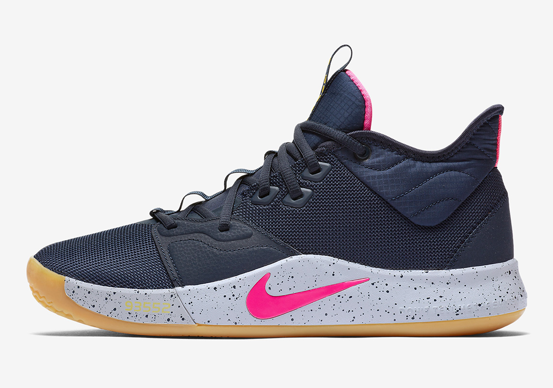 PG3 Paul George Nike Shoes - Official