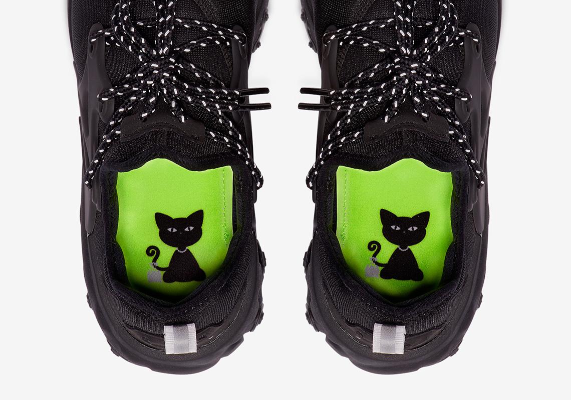 Nike React Presto Black Cat AV2605-004 Release Info | SneakerNews.com