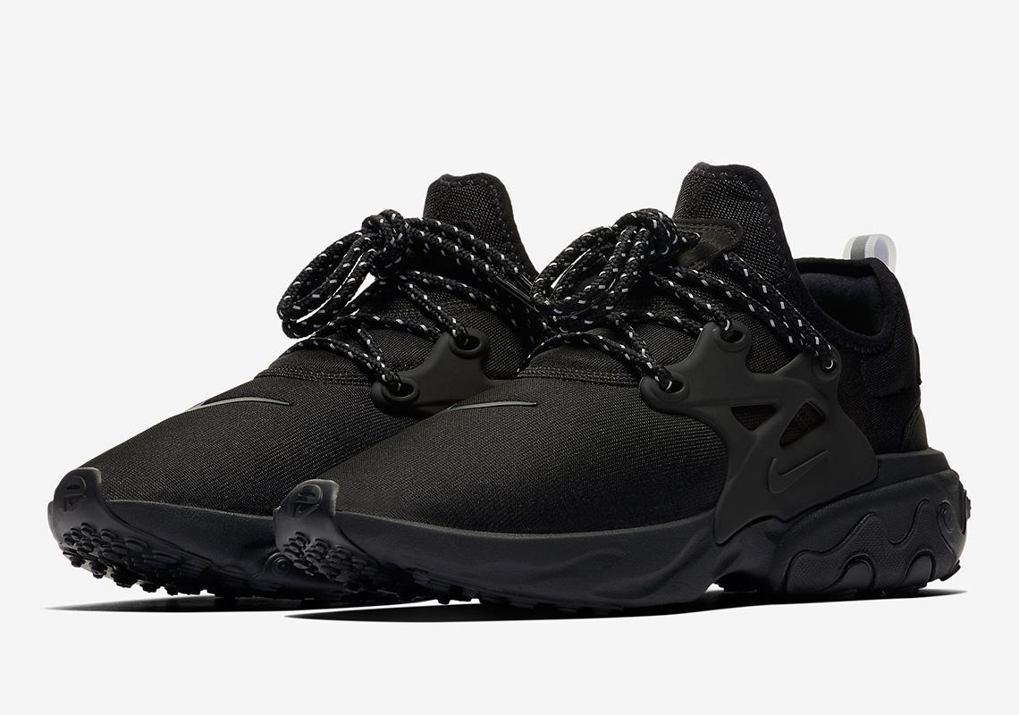Nike React Presto Black Cat AV2605-004