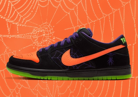 """The Nike SB Dunk Low """"Night Of Mischief"""" Releases Tomorrow"""