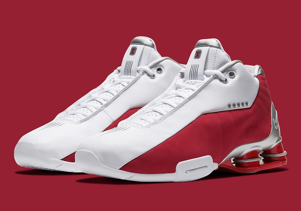 Nike Shox BB4 Varsity Red AT7843-101