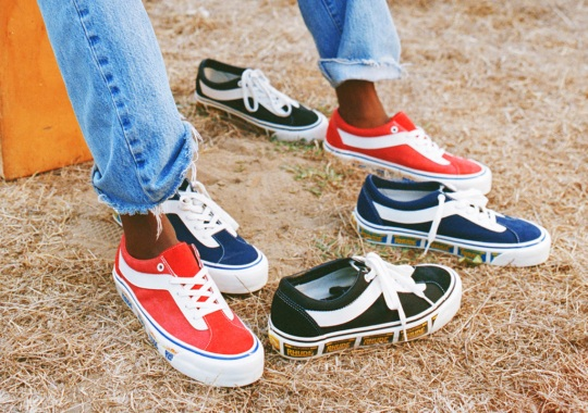 Rhude And Vans Honor Southern California With The Bold NI