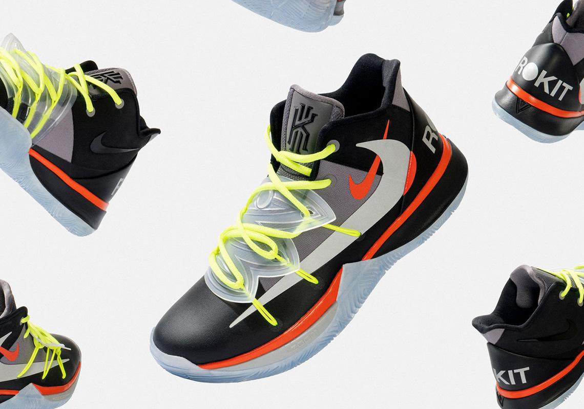 ROKIT Nike Kyrie 5 F\u0026F Friends And