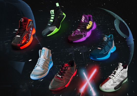 adidas Heads To A Galaxy Far Far Away With Their Star Wars Collaboration