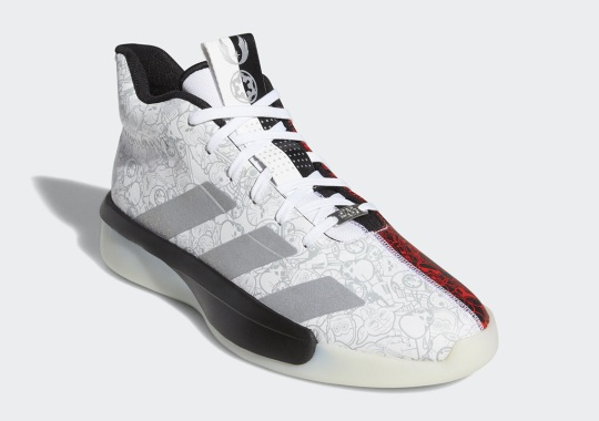 The Star Wars x adidas Pro Next 2019 Splits Between Jedi And Sith