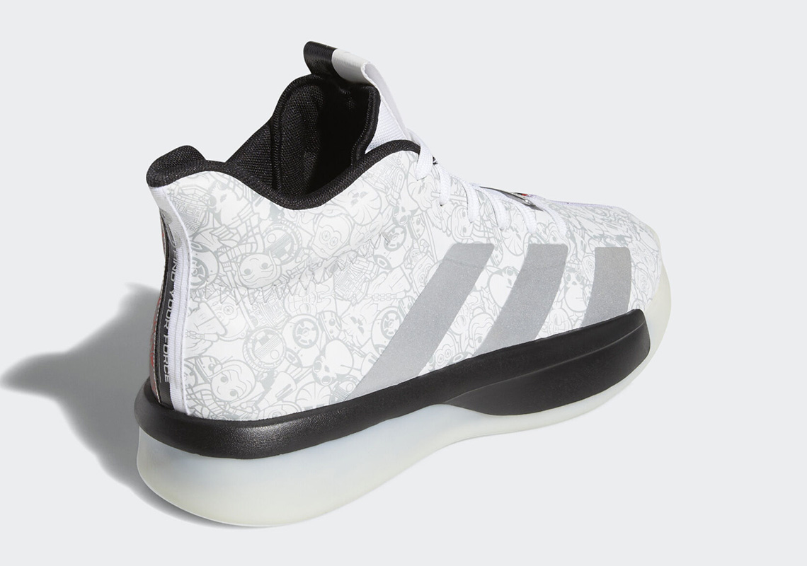 wykwintny design tani kup najlepiej Star Wars adidas Pro Next 2019 EH2459 Release Date ...