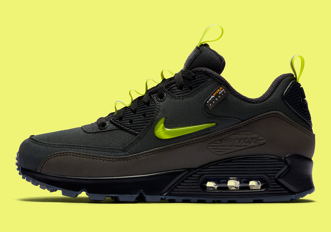 The Basement Nike Air Max 90 Manchester CU5967 001 Release