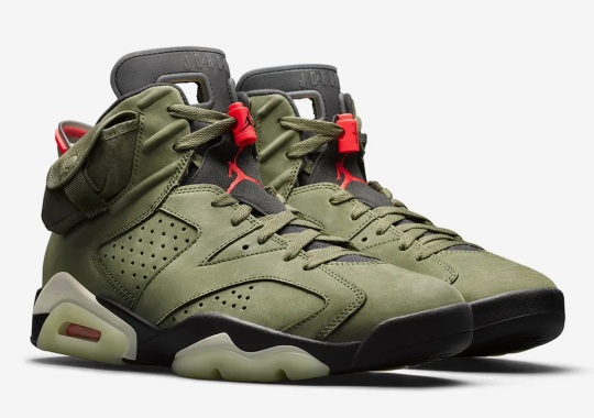 The Air Jordan 6 Travis Scott Releases Tomorrow