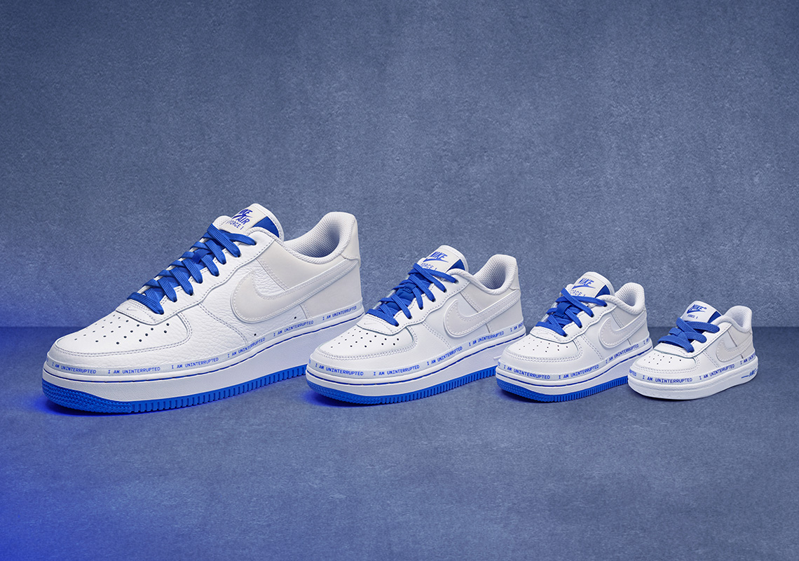 The Updated PlayStation x Nike Air Force 1 Gets a General
