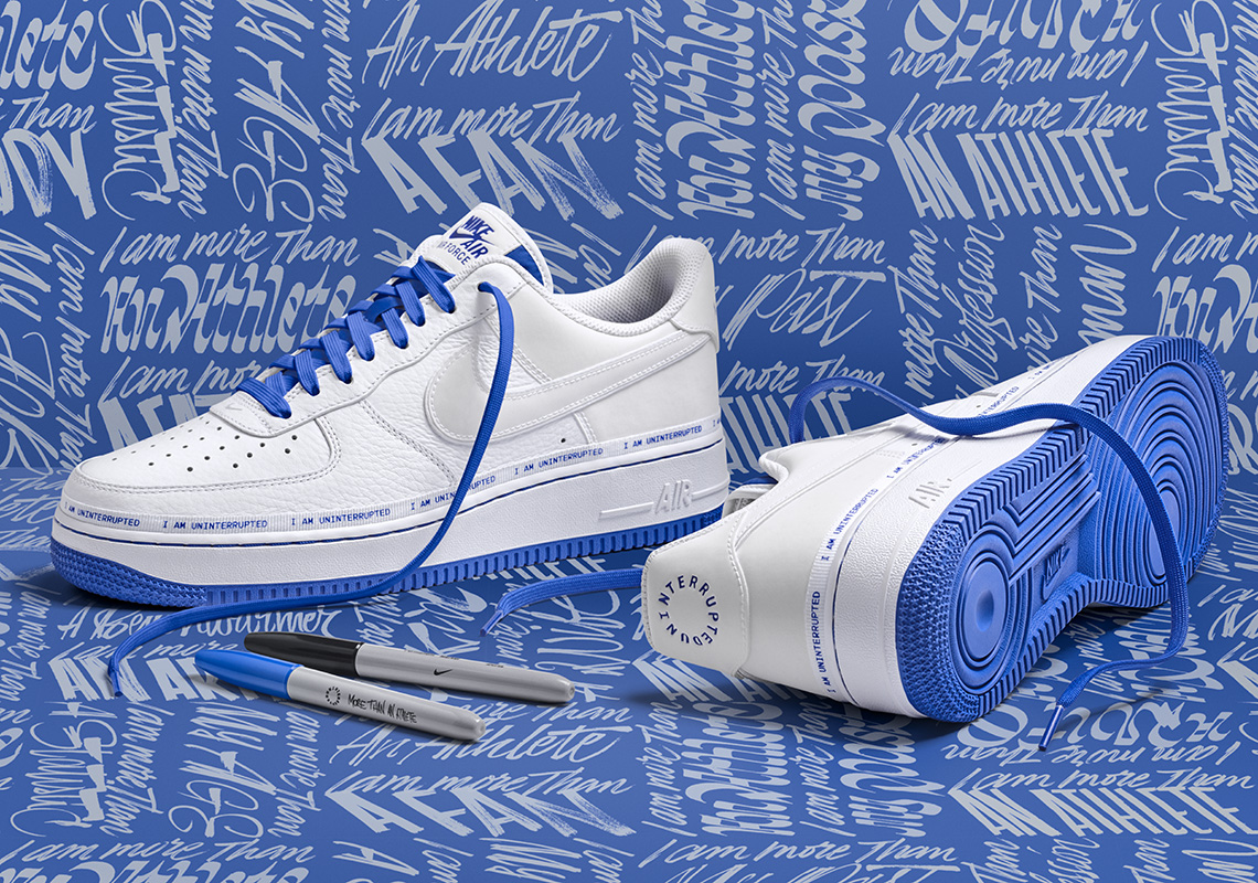 Nike Sportswear unveils special edition Air Force 1 Nike News