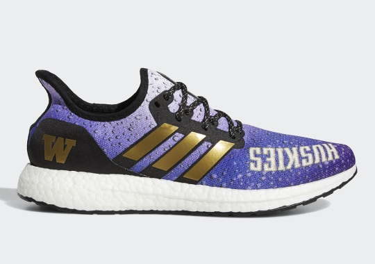 adidas Speedfactory Honors The Washington Huskies With A Purple And Gold AM4UDUB