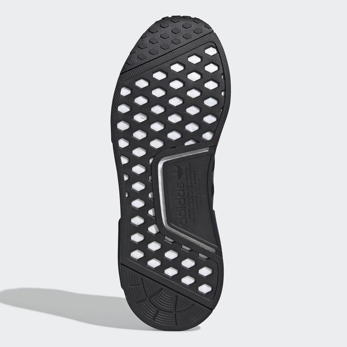 adidas NMD v2 Black FV9023 Release Info  