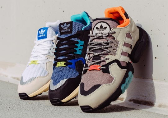 adidas ZX Torsion Returns In Mid November In Three Colorways