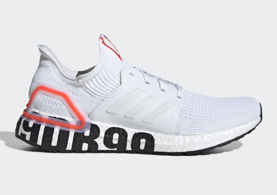 adidas Honors 20th Anniversary Of David Beckham's Triple Crown With Ultra Boost 19