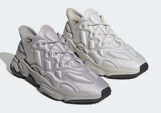 The adidas Ozweego Tech Adds Neoprene Exteriors