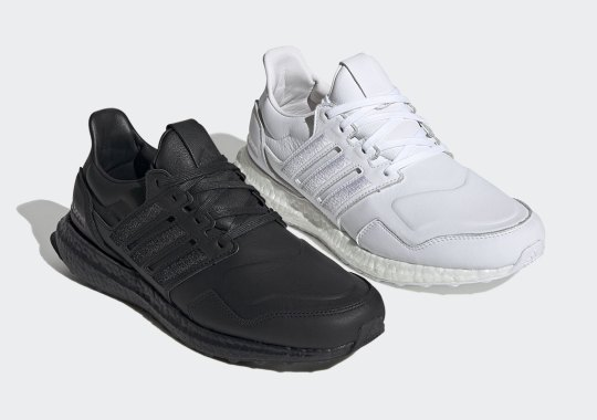 The adidas Ultra Boost Is Getting Full Leather Uppers