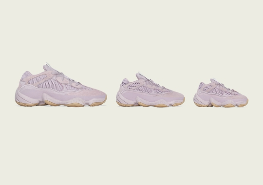 "Where To Buy The adidas Yeezy 500 ""Soft Vision"""