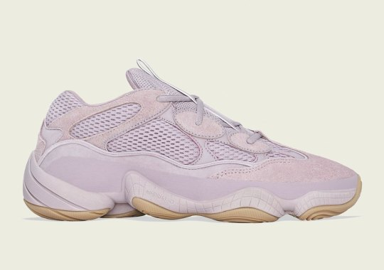 "Official Images Of The adidas Yeezy 500 ""Soft Vision"""