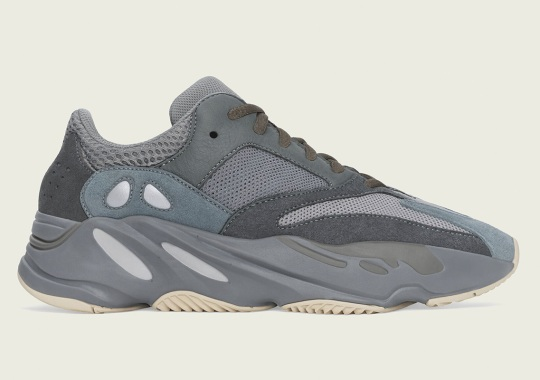 """The adidas Yeezy Boost 700 """"Teal"""" Is Releasing Tomorrow"""