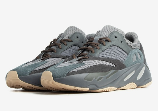 "Detailed Look At The adidas Yeezy Boost 700 ""Teal"""